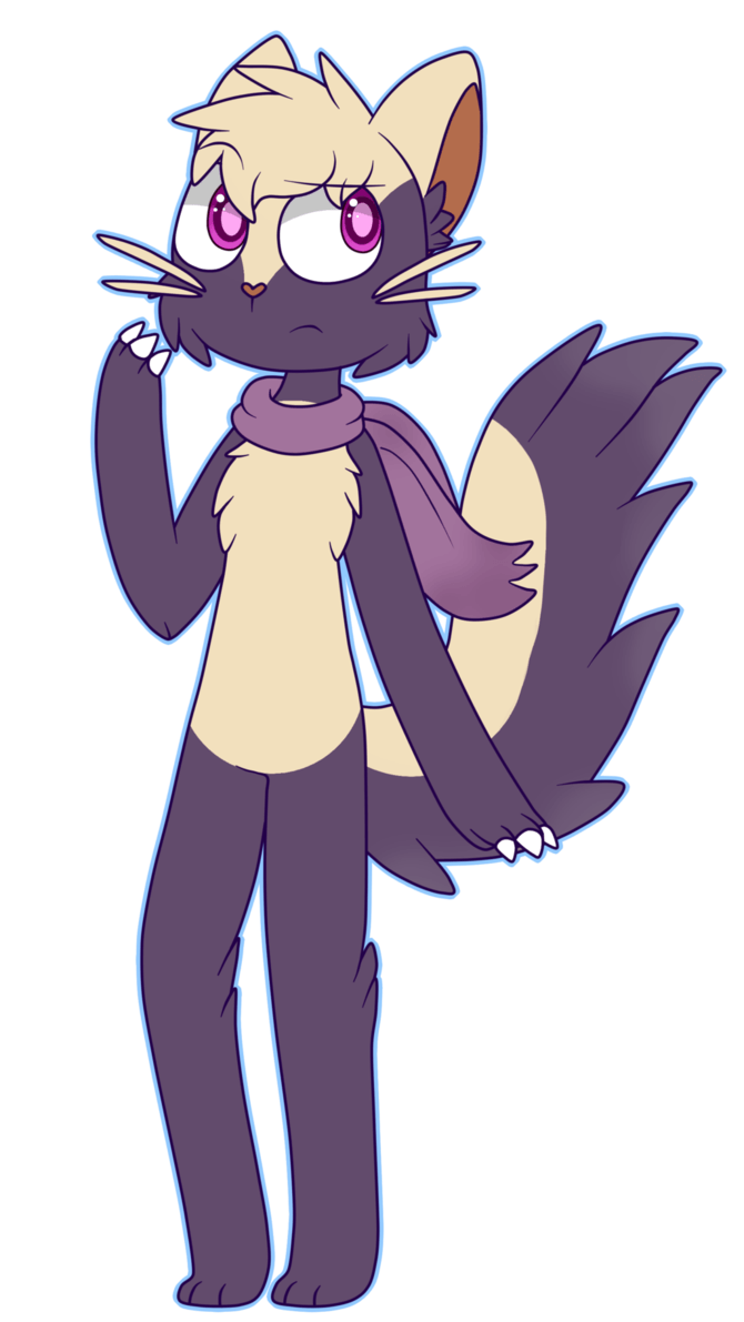 Anthro Stunky Custom For Ally by UrbanQhoul on DeviantArt
