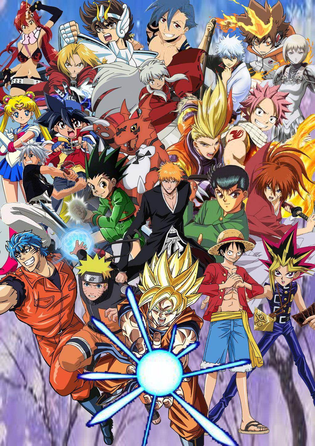 Shonen Jump Wallpapers Wallpaper Cave