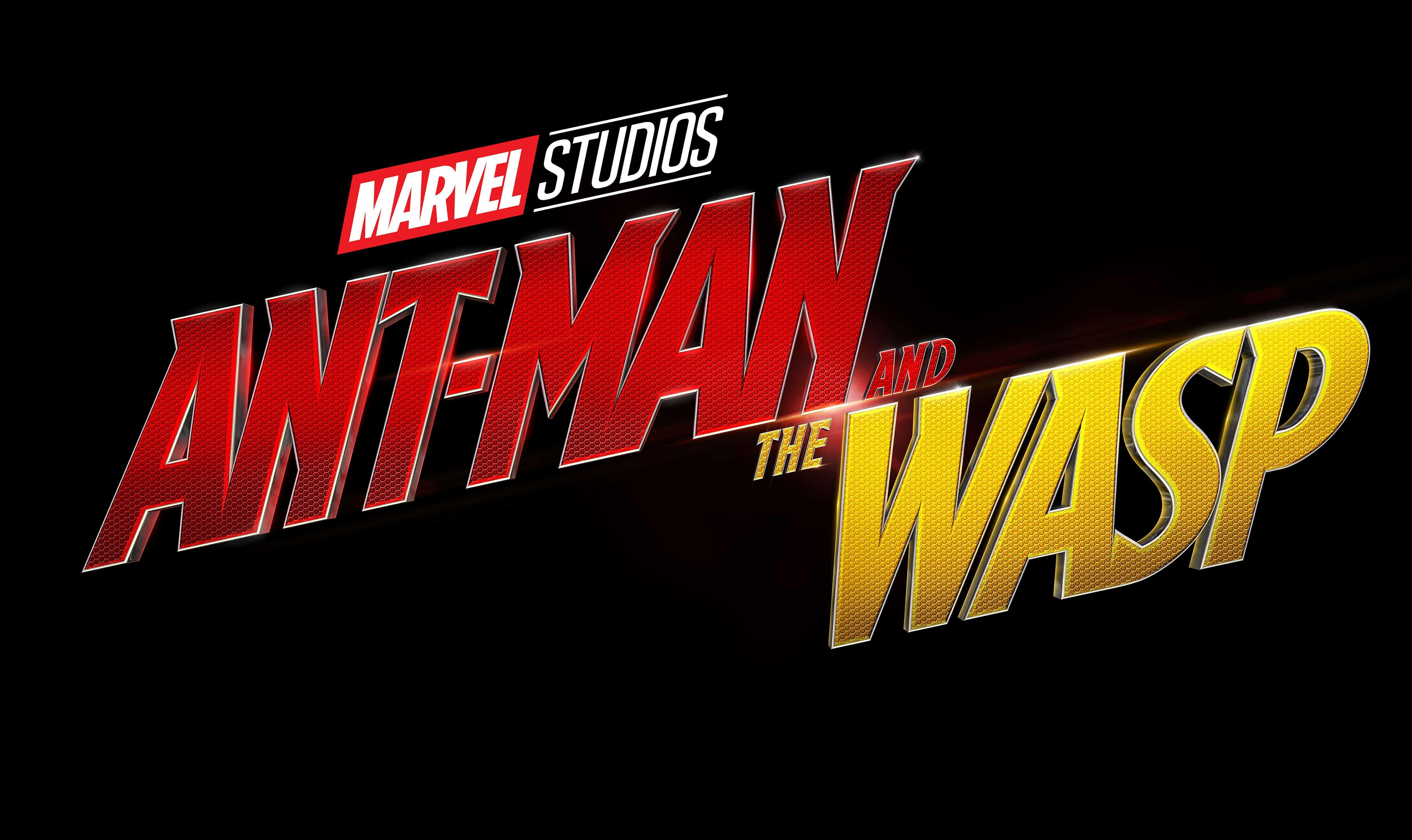 Ant Man And The Wasp Movie Logo, HD Movies, 4k Wallpapers, Image