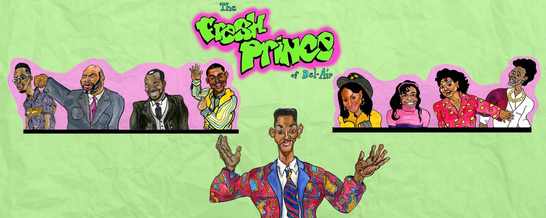 The Fresh Prince Of Bel Air Wallpapers Wallpaper Cave