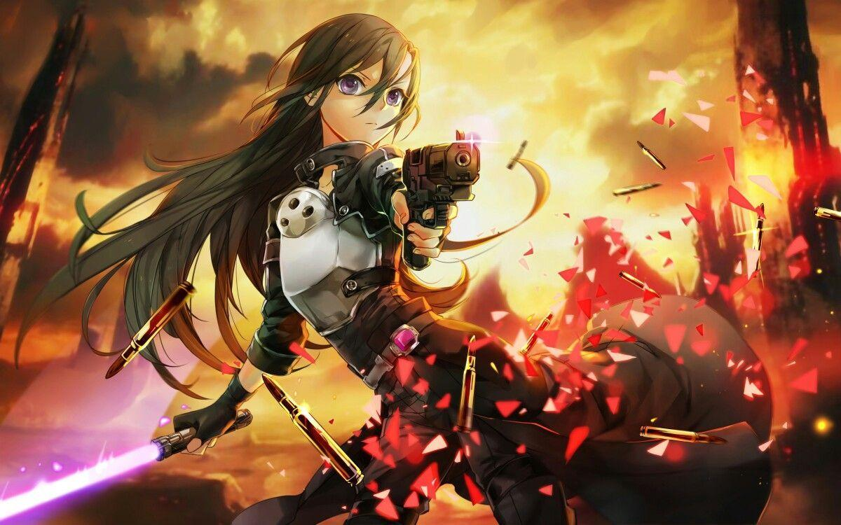 Who's getting Fatal Bullet on release day? Sword Art Online