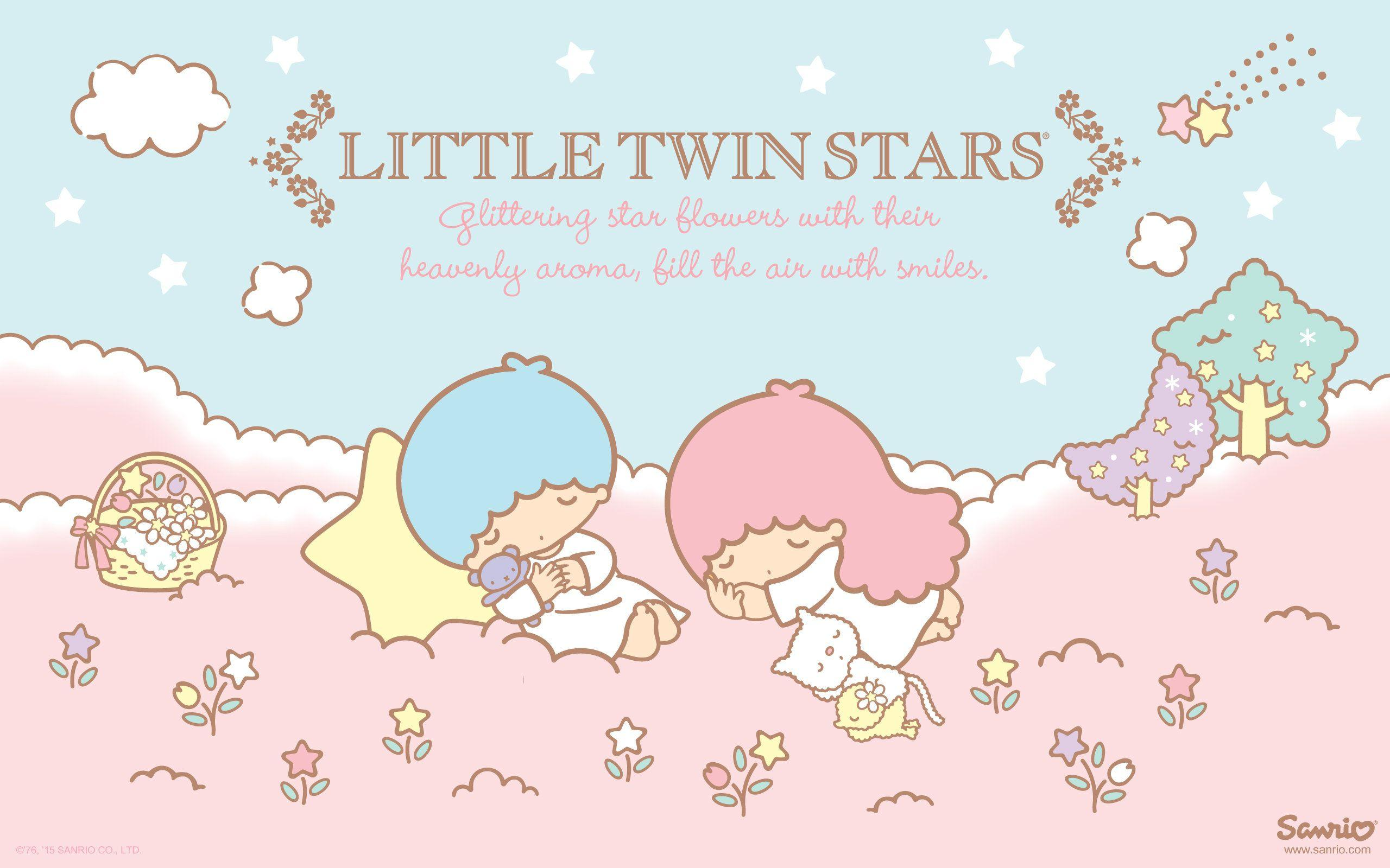 Little Twin Stars Wallpapers Wallpaper Cave
