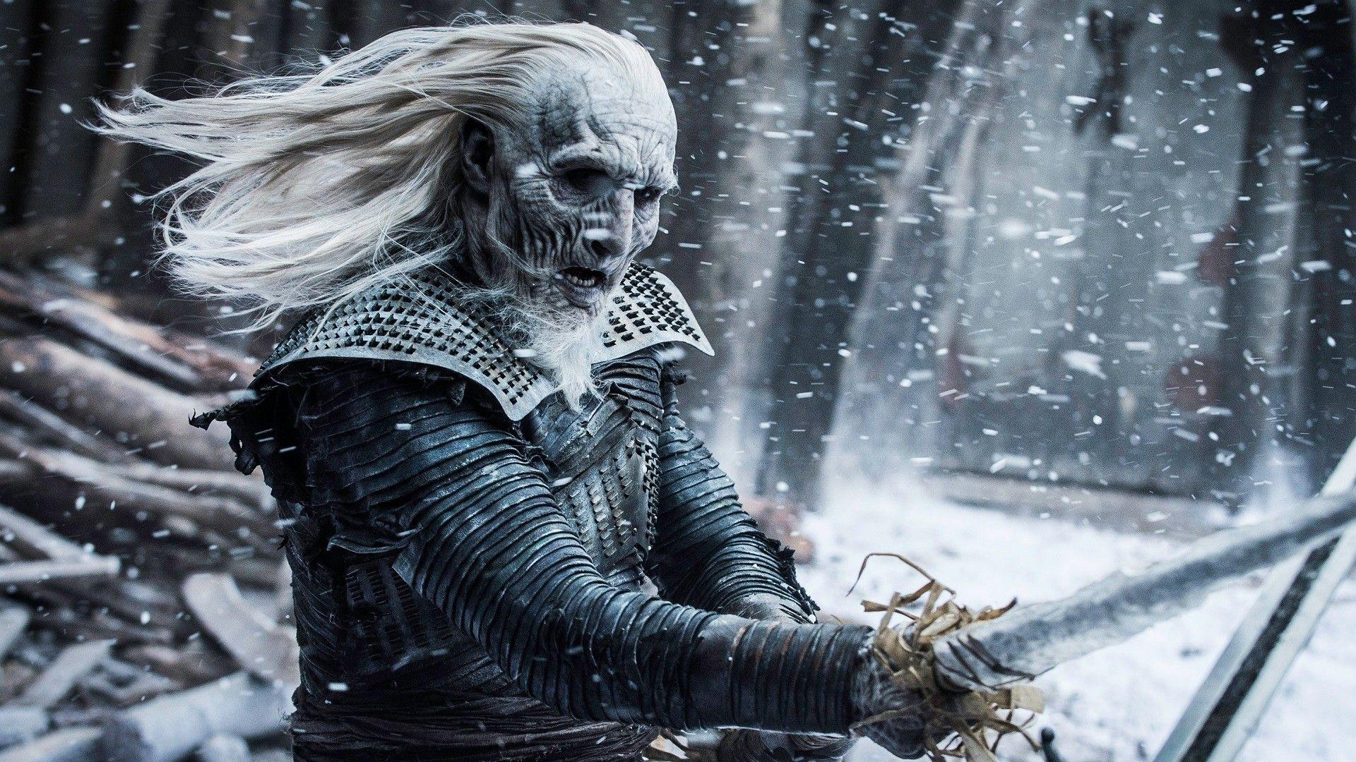 White Walkers Wallpapers Wallpaper Cave