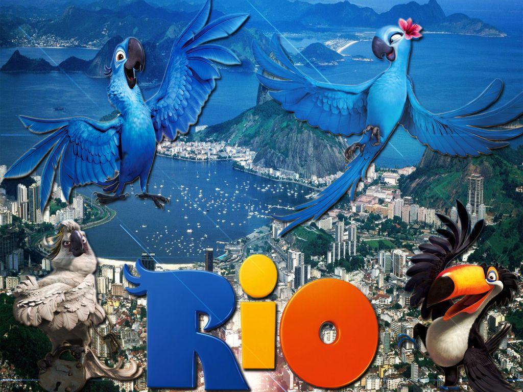Rio Movie Wallpapers