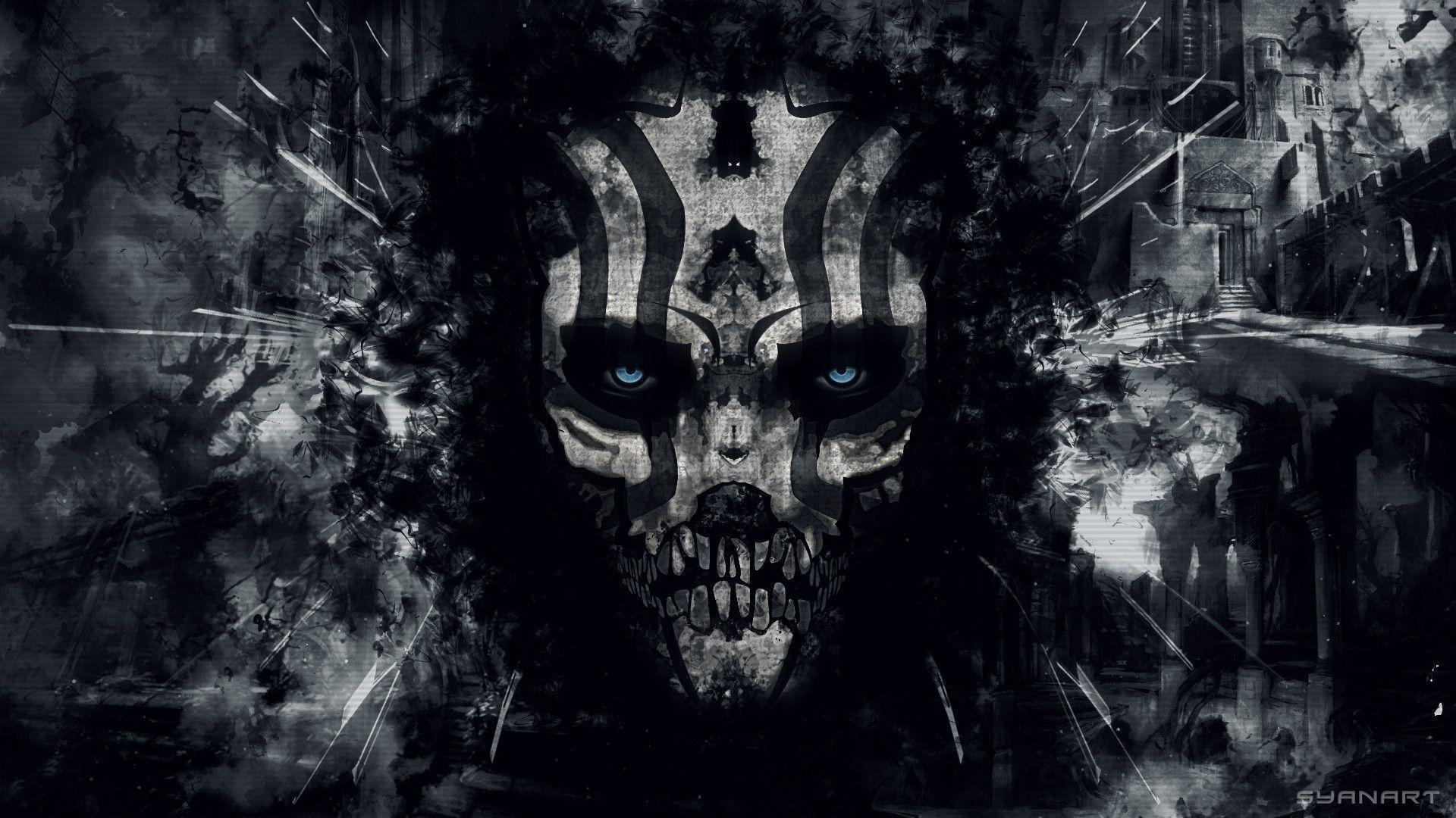 Evil Skulls Wallpapers HD - Wallpaper Cave