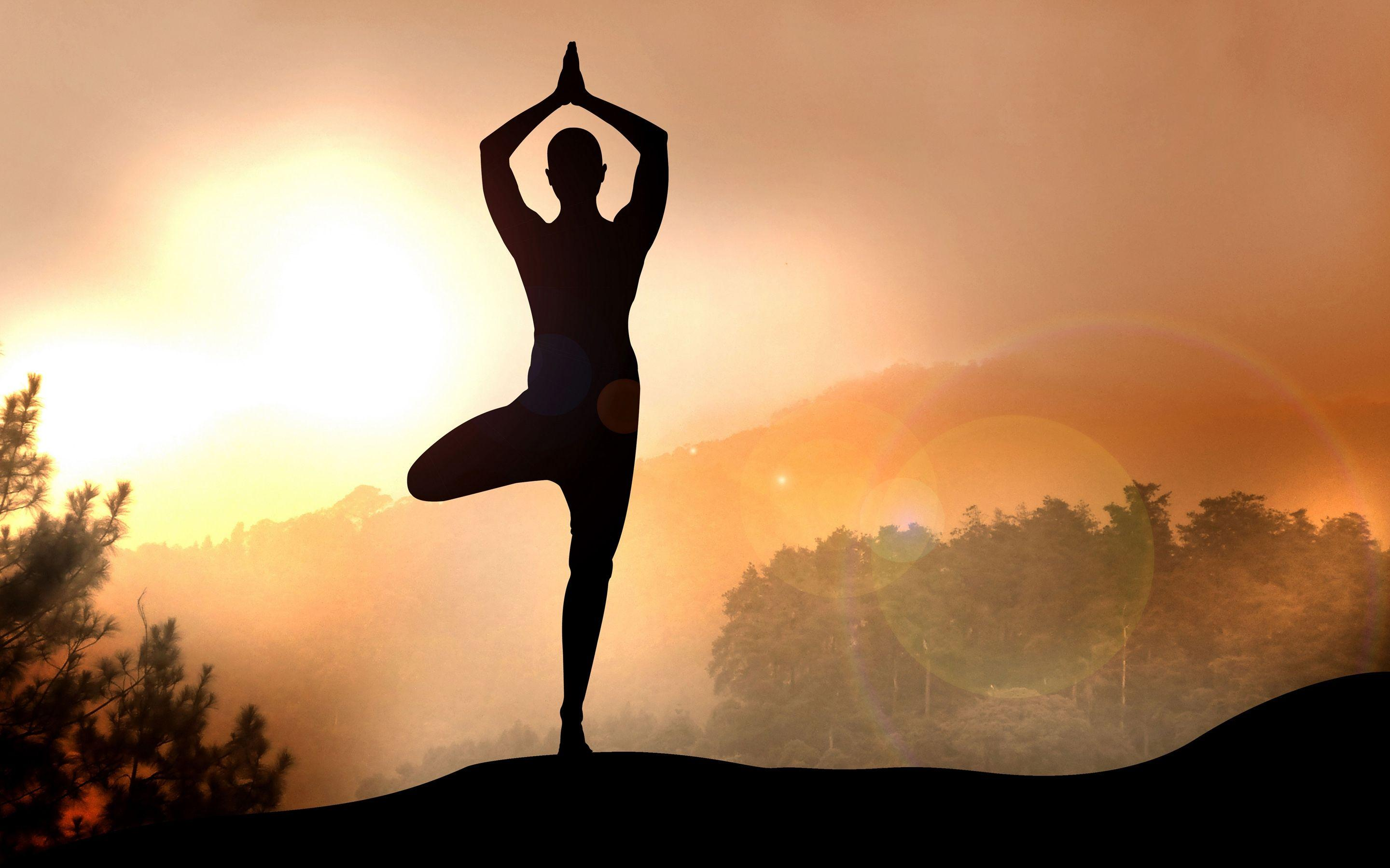 Yoga Wallpapers Wallpaper Cave