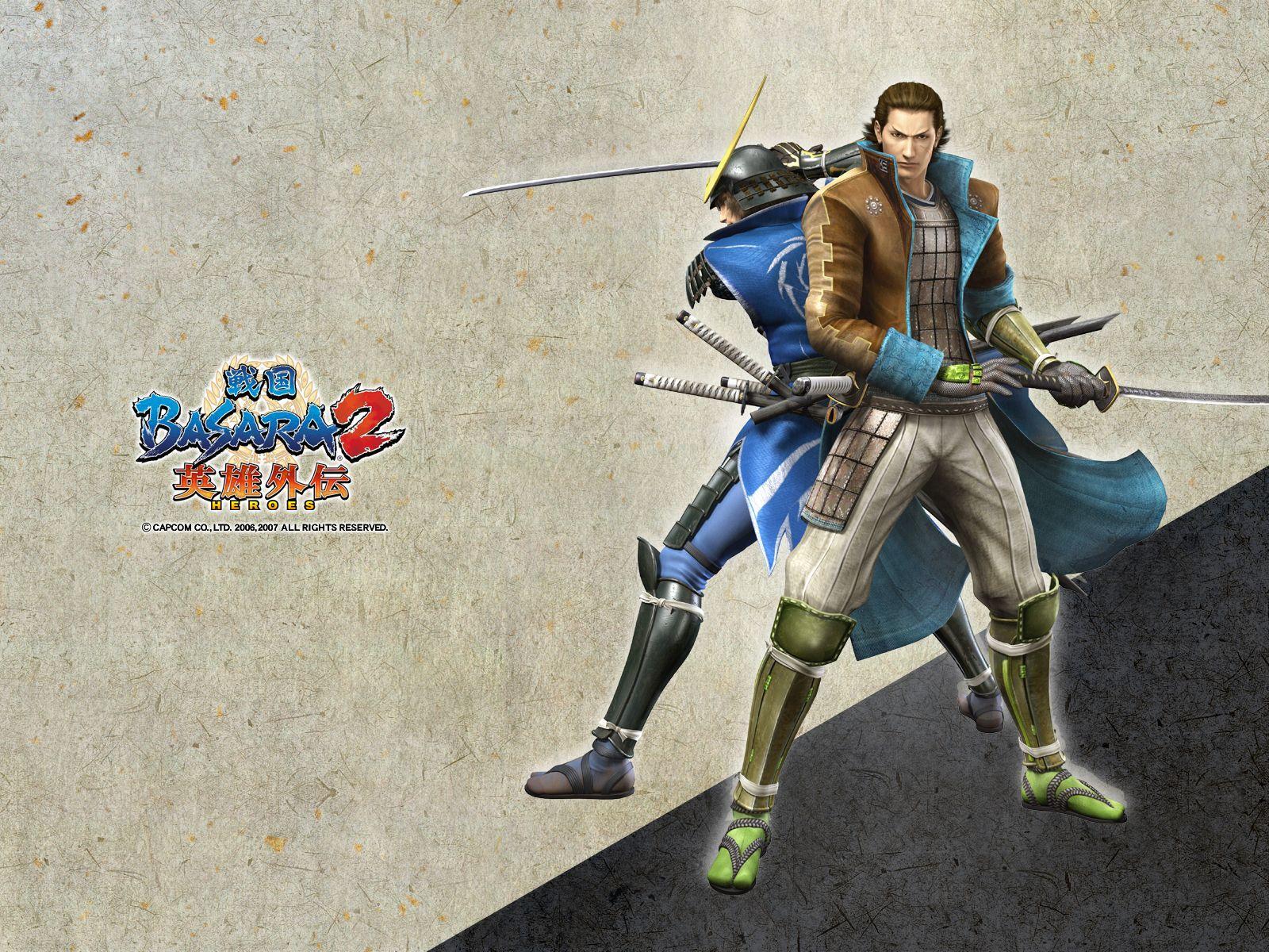 sengoku basara 2 heroes wallpapers wallpaper cave