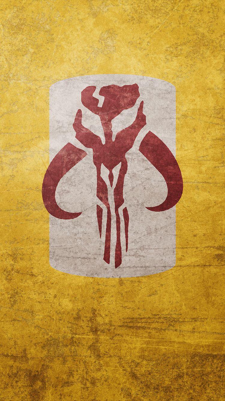 Boba Fett Symbol Wallpapers Wallpaper Cave