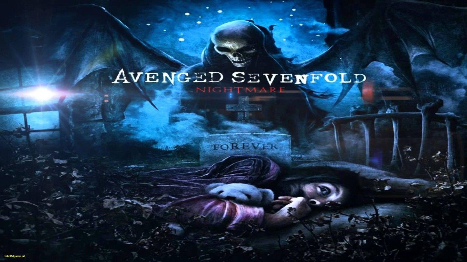 Avenged Sevenfold Wallpapers Sevenfold Nightmare Wallpapers