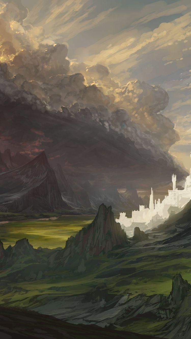 [68+] Lord Of The Rings Iphone Wallpaper on WallpaperSafari |Lord Of The Rings Wallpaper Hd Iphone