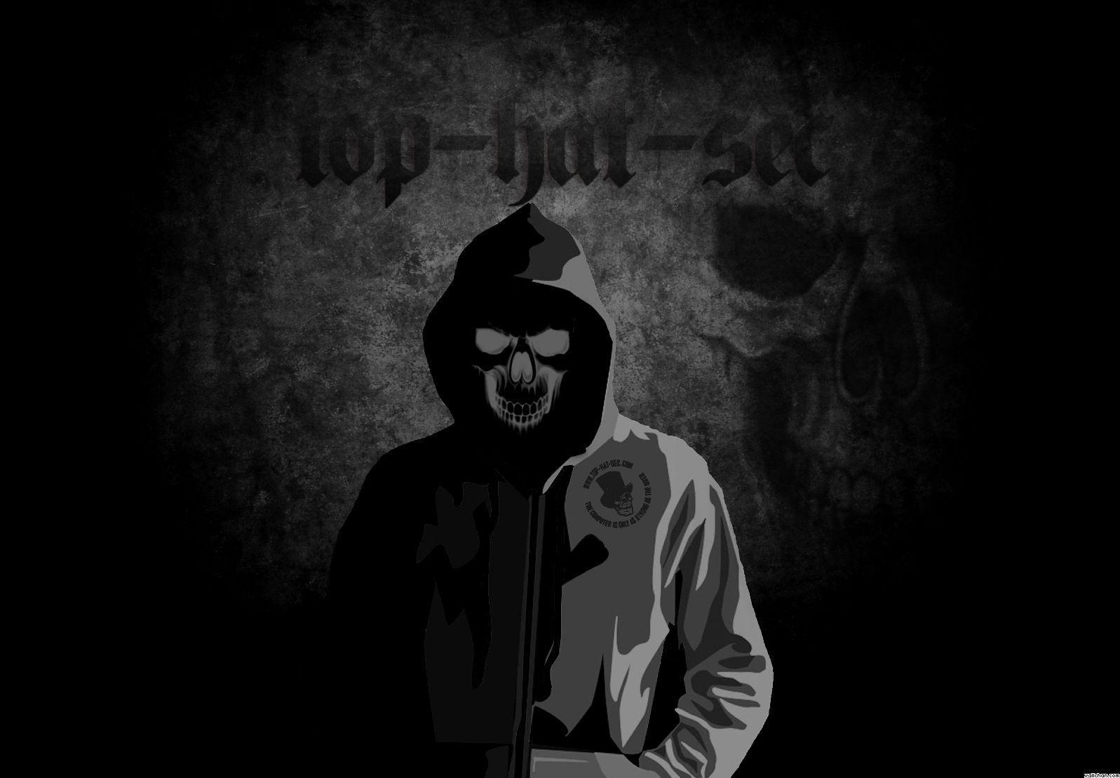 Black Skull HD Wallpapers - Wallpaper Cave
