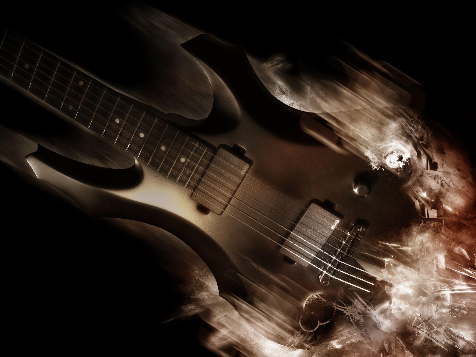 Rock guitar wallpapers hd wallpaper cave - Cool guitar wallpaper ...