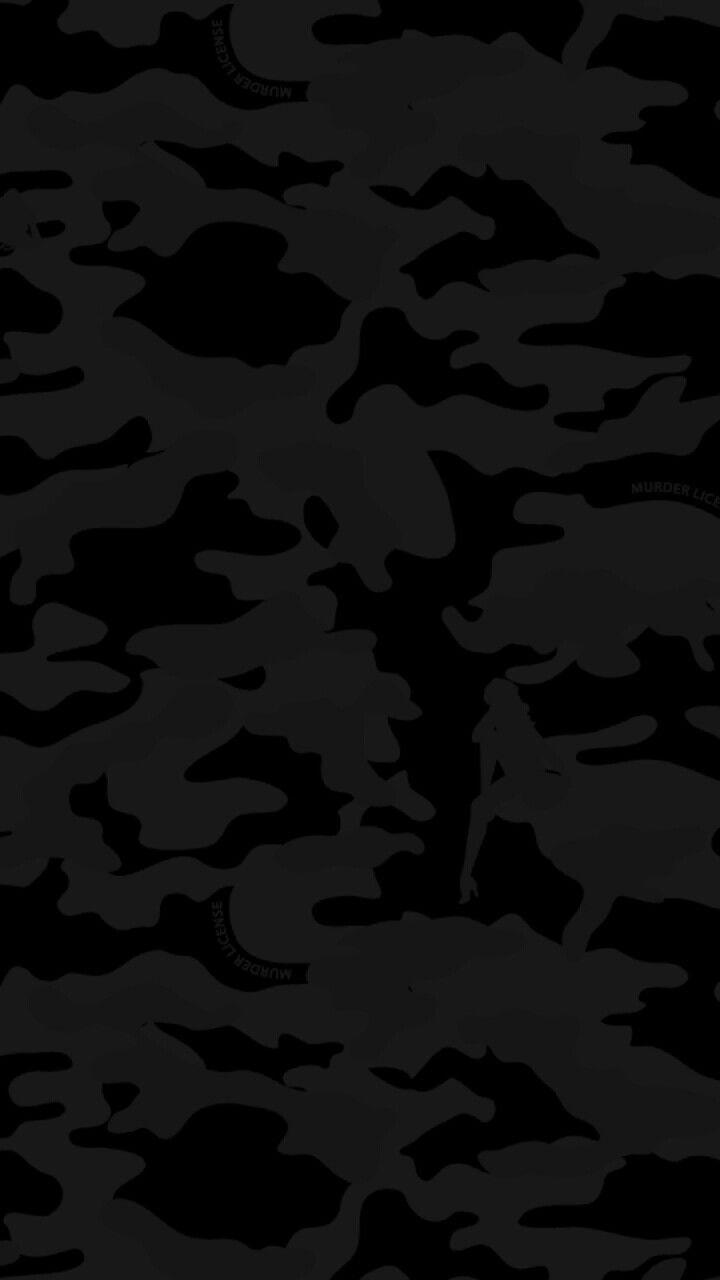 Black Camo Wallpapers - Wallpaper Cave