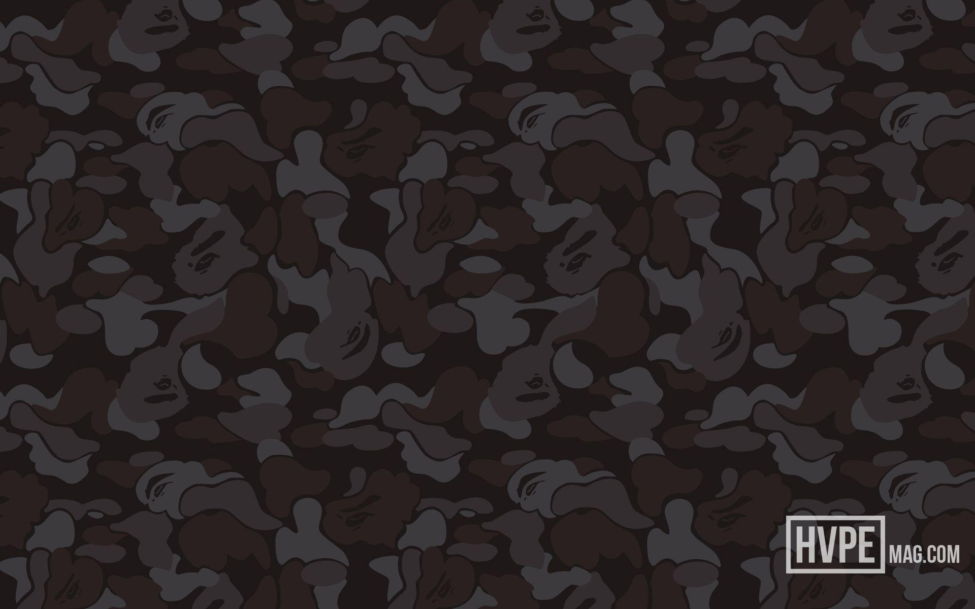 Bathing Ape Camo Wallpapers