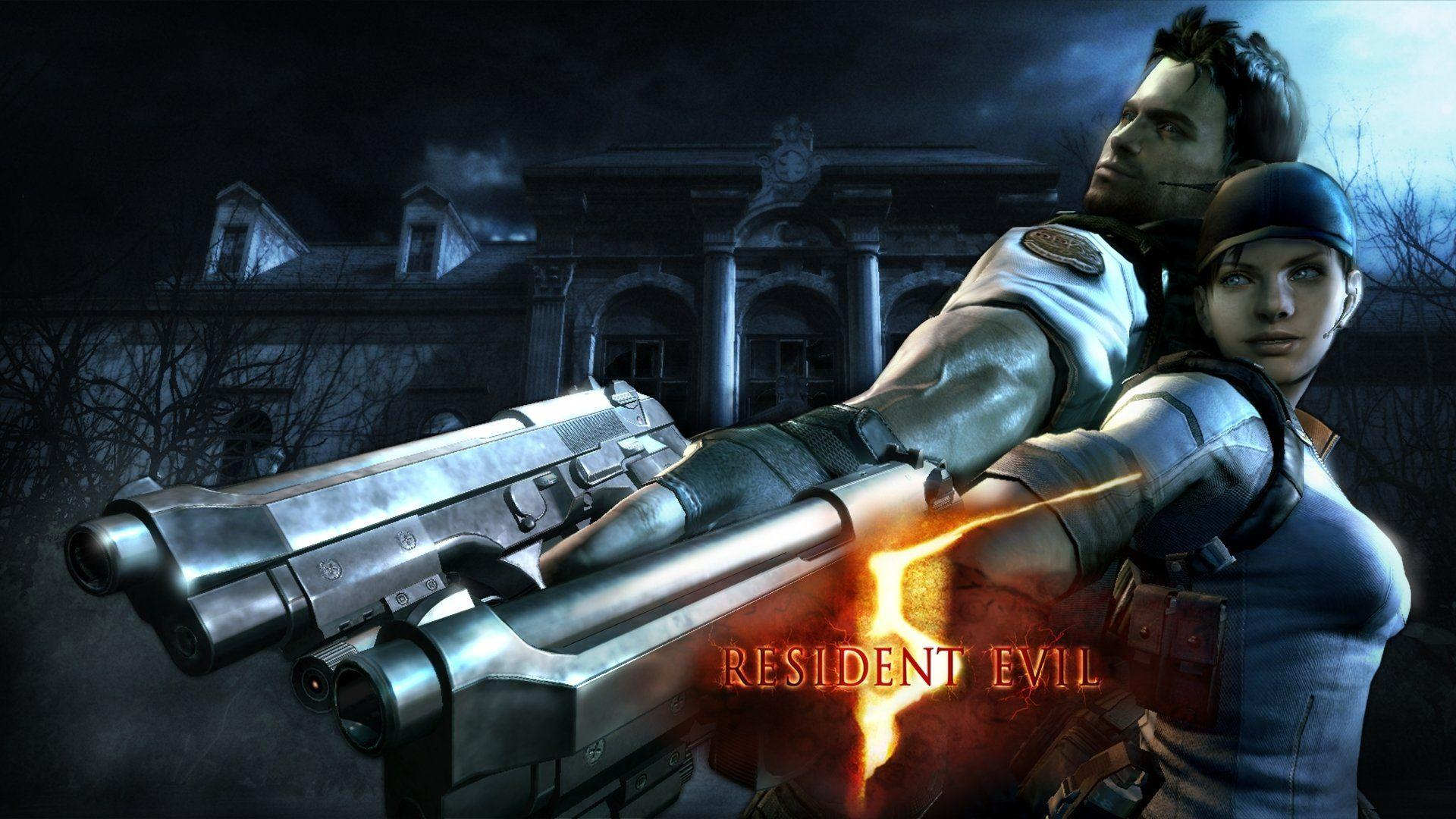 Resident Evil 5 Hd Wallpapers Wallpaper Cave