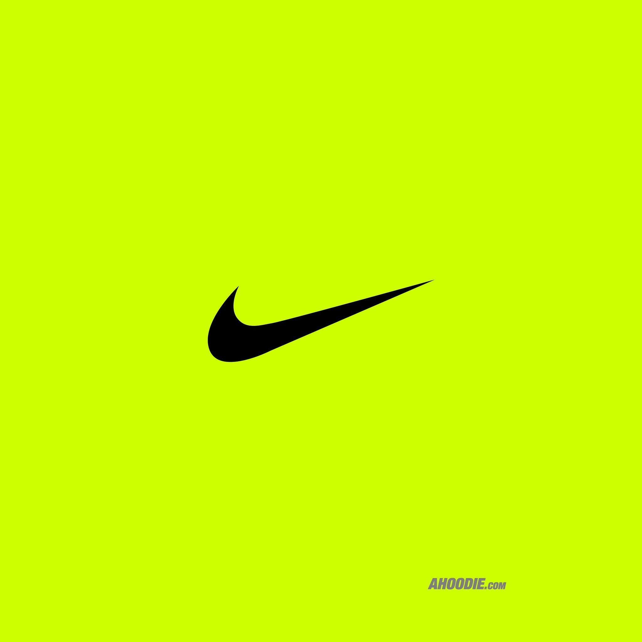 Lime Green Nike Wallpapers Wallpaper Cave