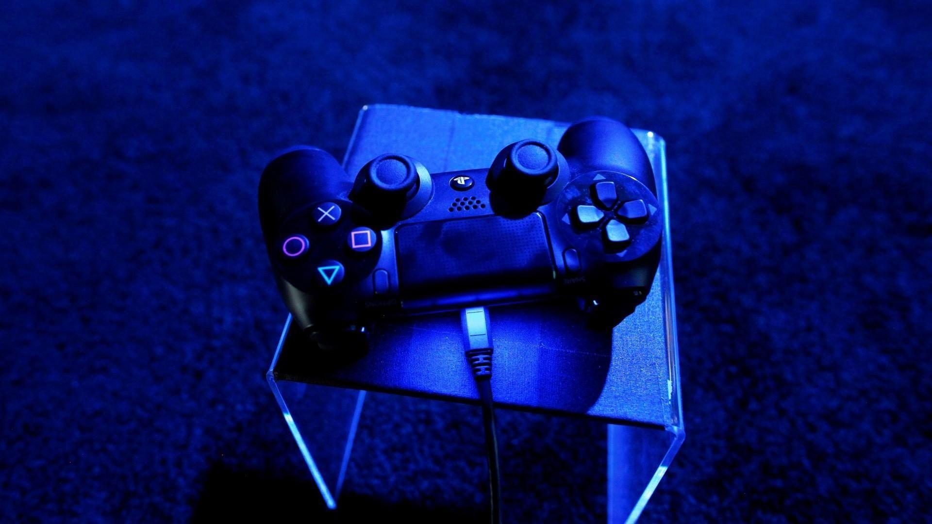 Playstation 4 controller Wallpapers