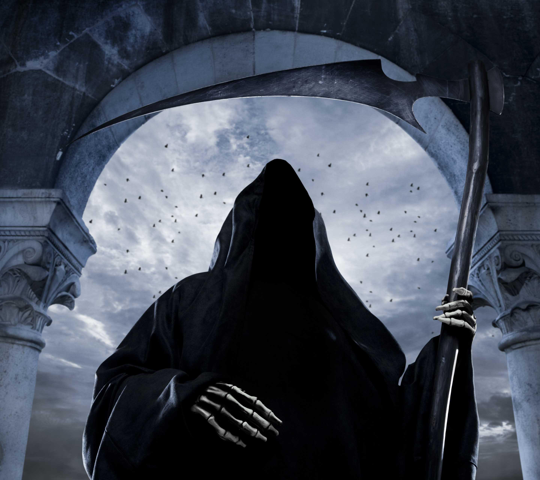 Dark Grim Reaper Wallpapers HD - Wallpaper Cave