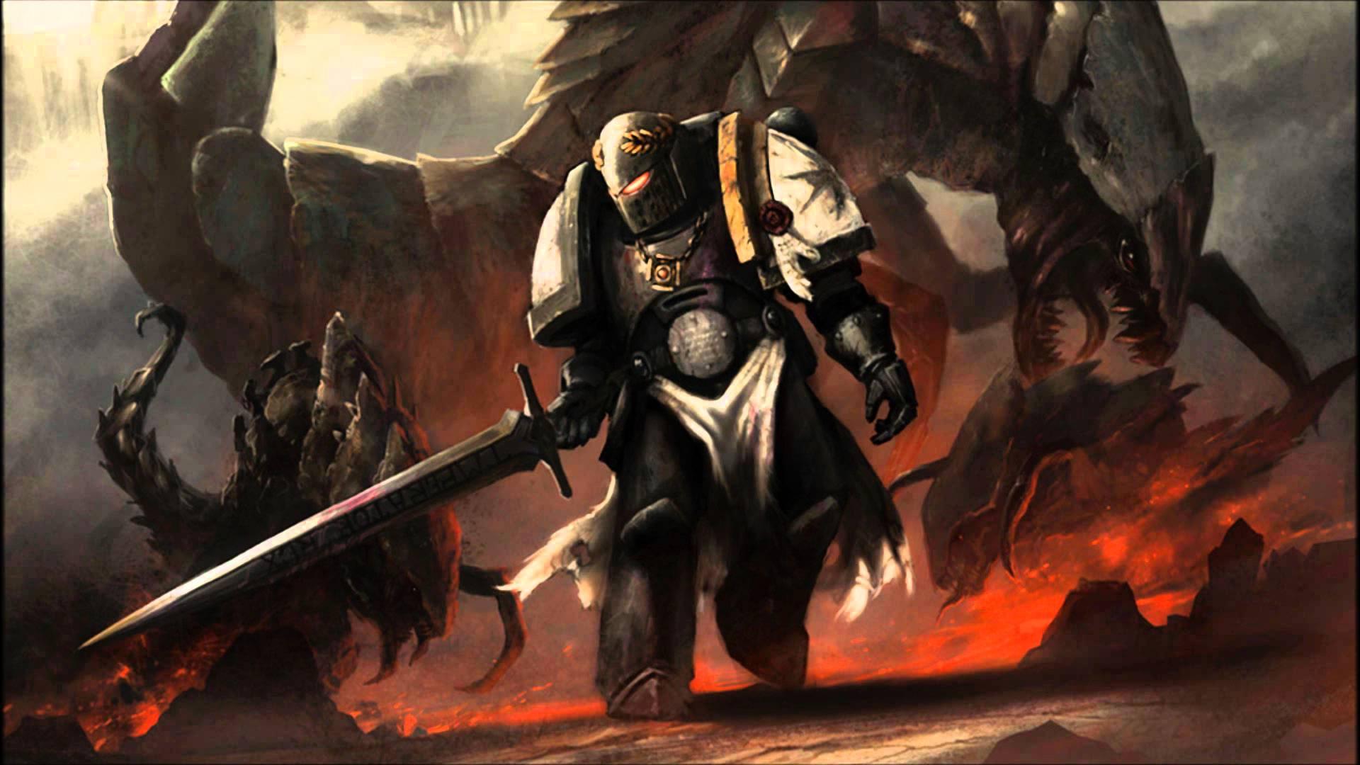 Black Templar Wallpapers Wallpaper Cave