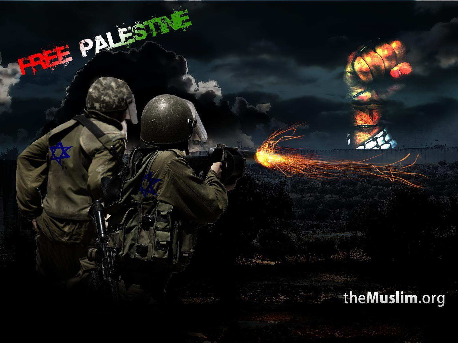 Tribute to Gaza, Palestine Wallpapers – Alhabib's Blog