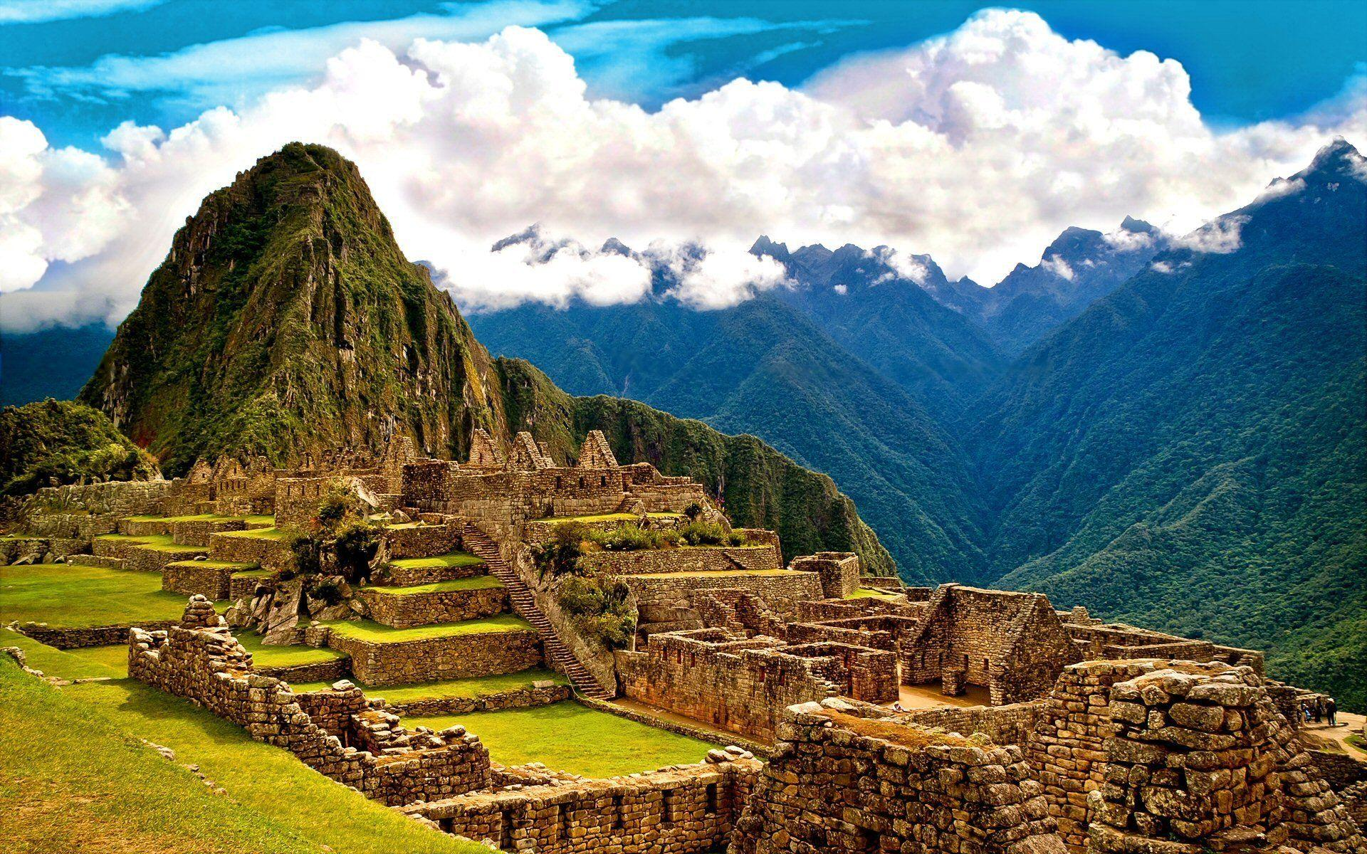 50 Machu Picchu HD Wallpapers | Background Images - Wallpaper Abyss