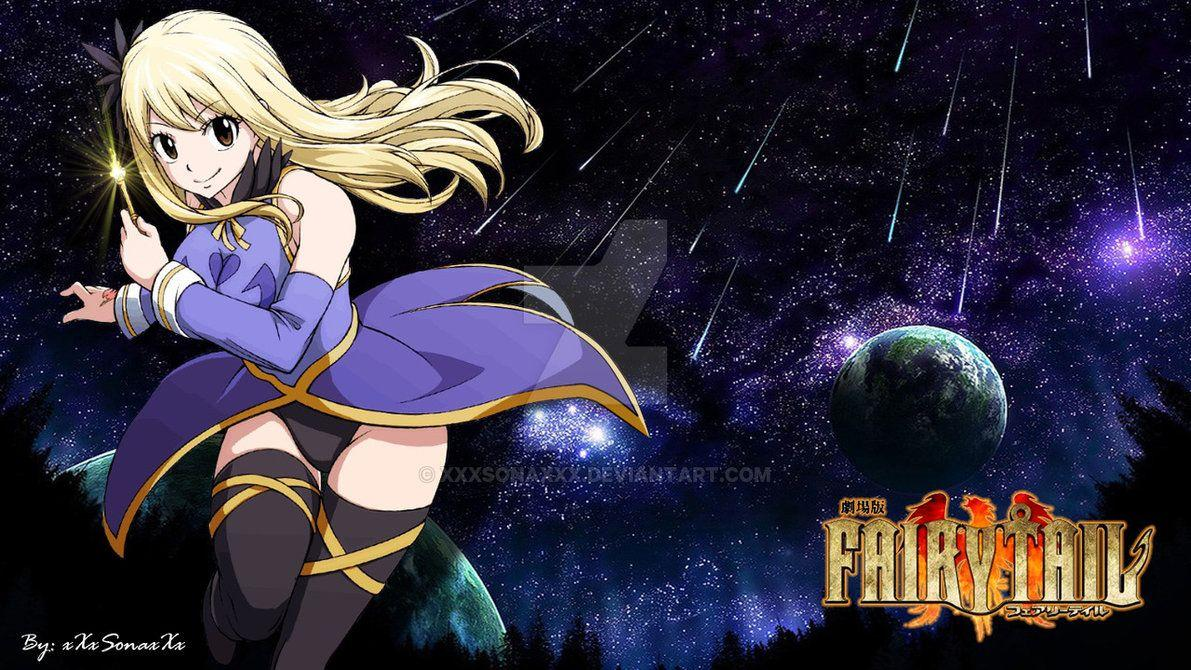 Lucy Heartfilia Wallpapers Wallpaper Cave