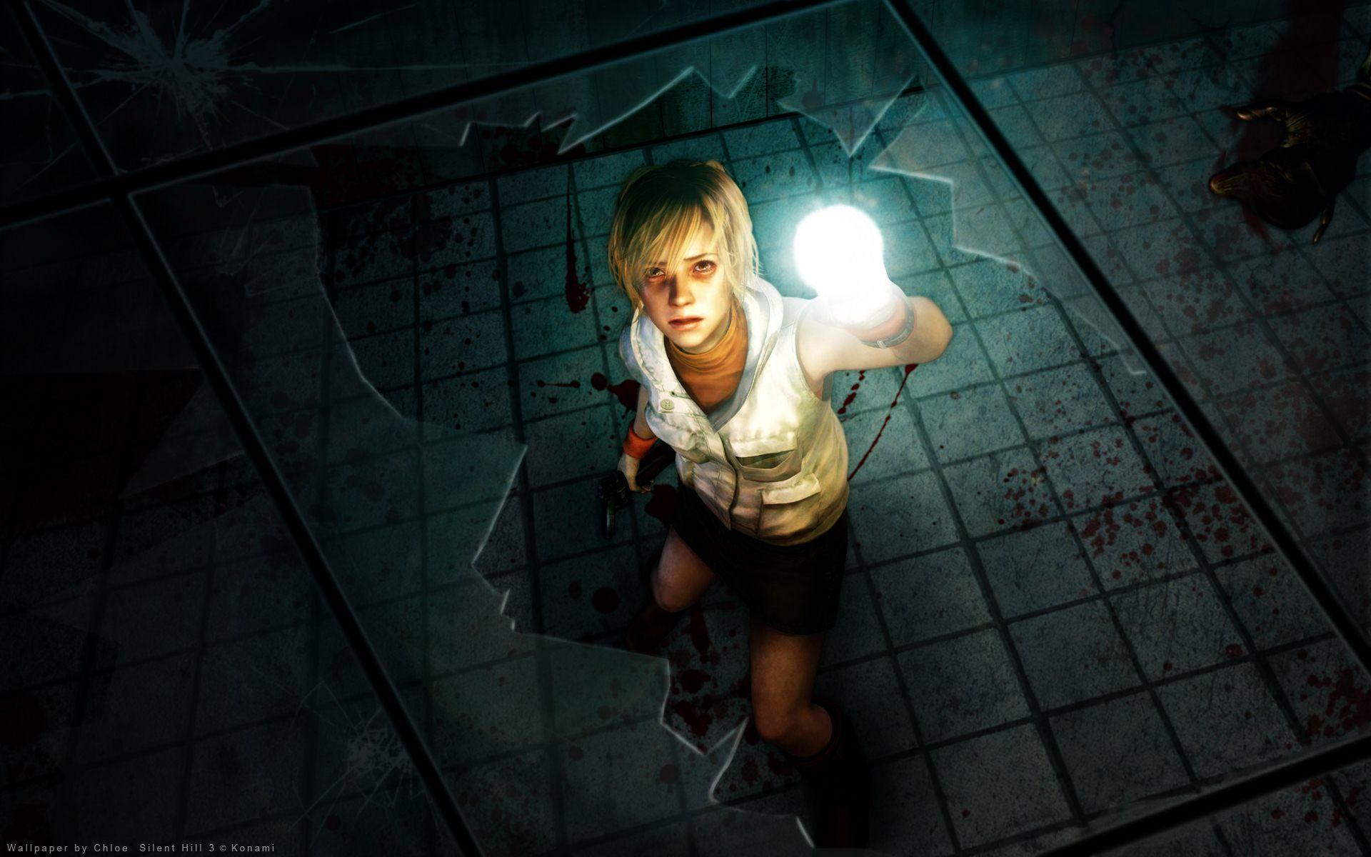 Heather Silent Hill Wallpapers Wallpaper Cave