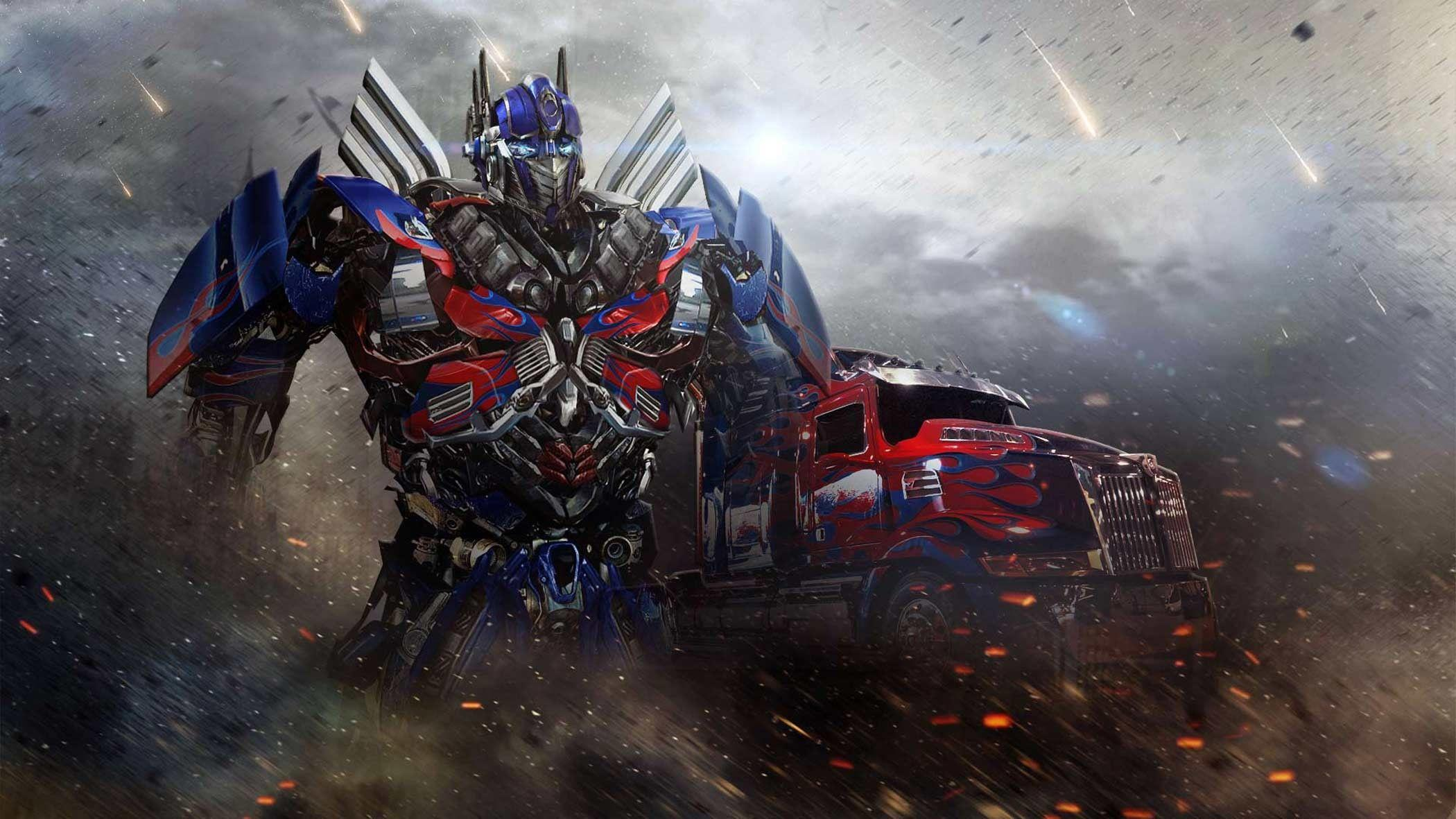 Transformers G1 Series Optimus Prime And Grimlock Wallpapers