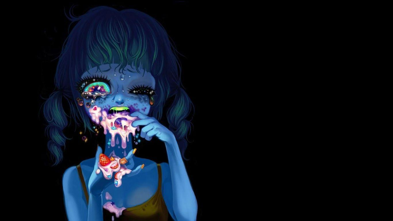 Anime Zombie Wallpapers Wallpaper Cave