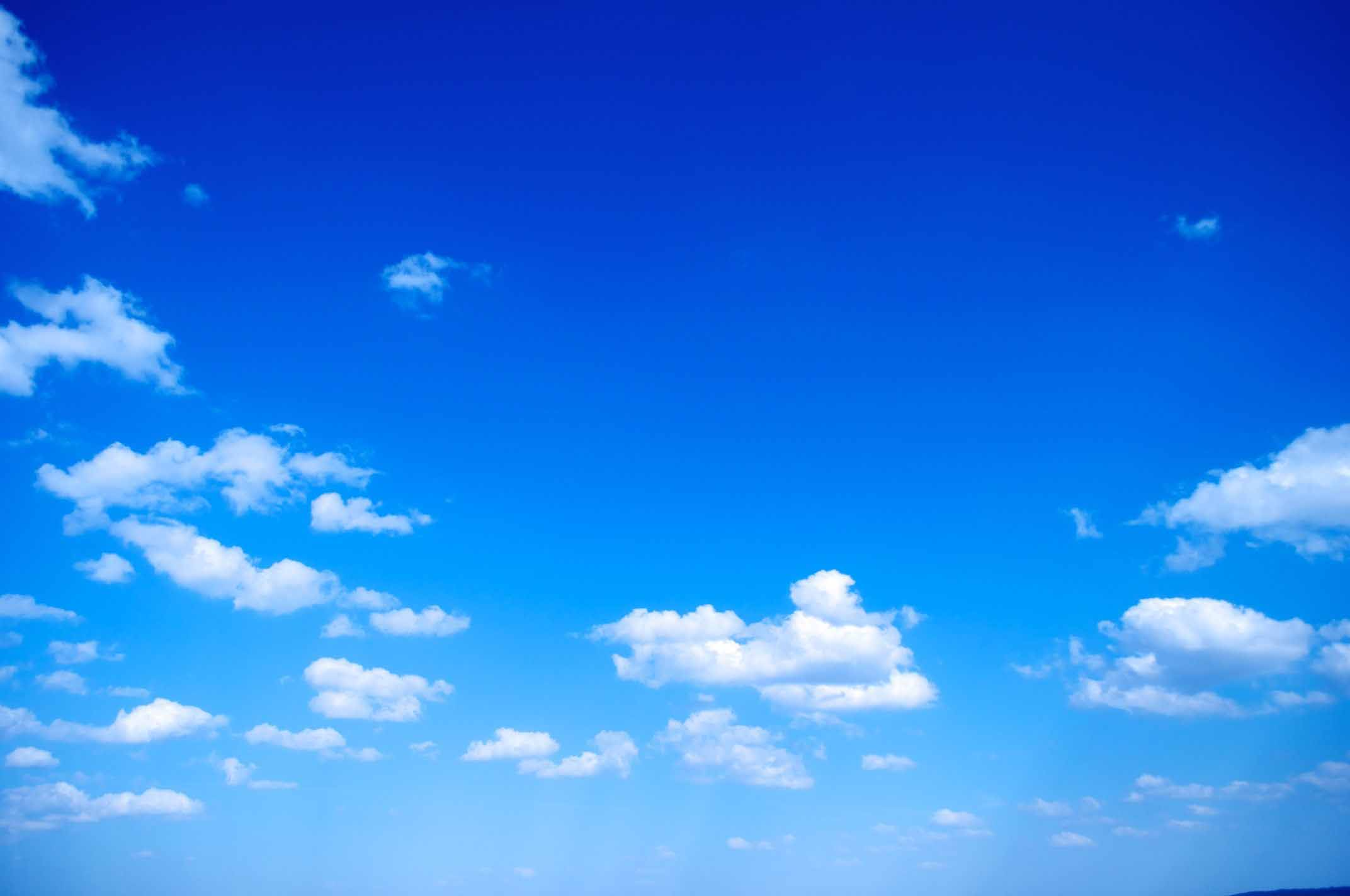 Blue Sky Hd HD Wallpaper, Backgrounds Image