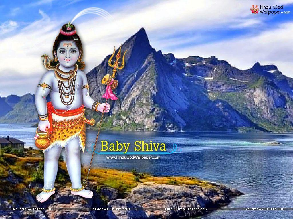 Baby Shiva Wallpaper, Images and Photos Free Download | Lord Shiva .