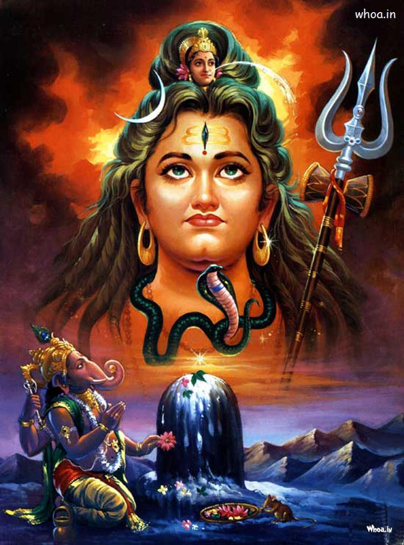 Shiva Baby Wallpapers Wallpaper Cave