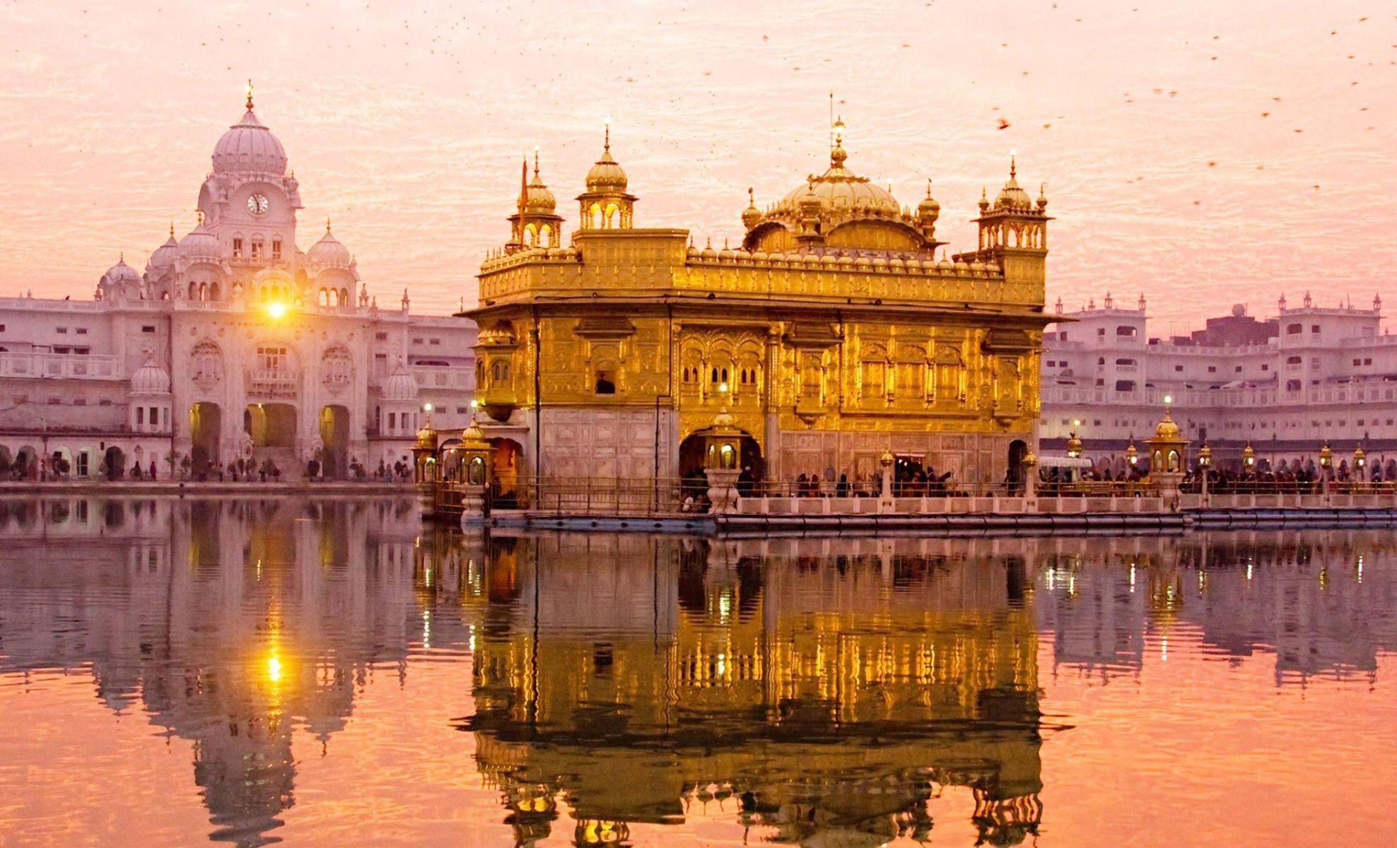 Full Hd Wallpapers Widescreen Golden Temple Wallpaper Cave