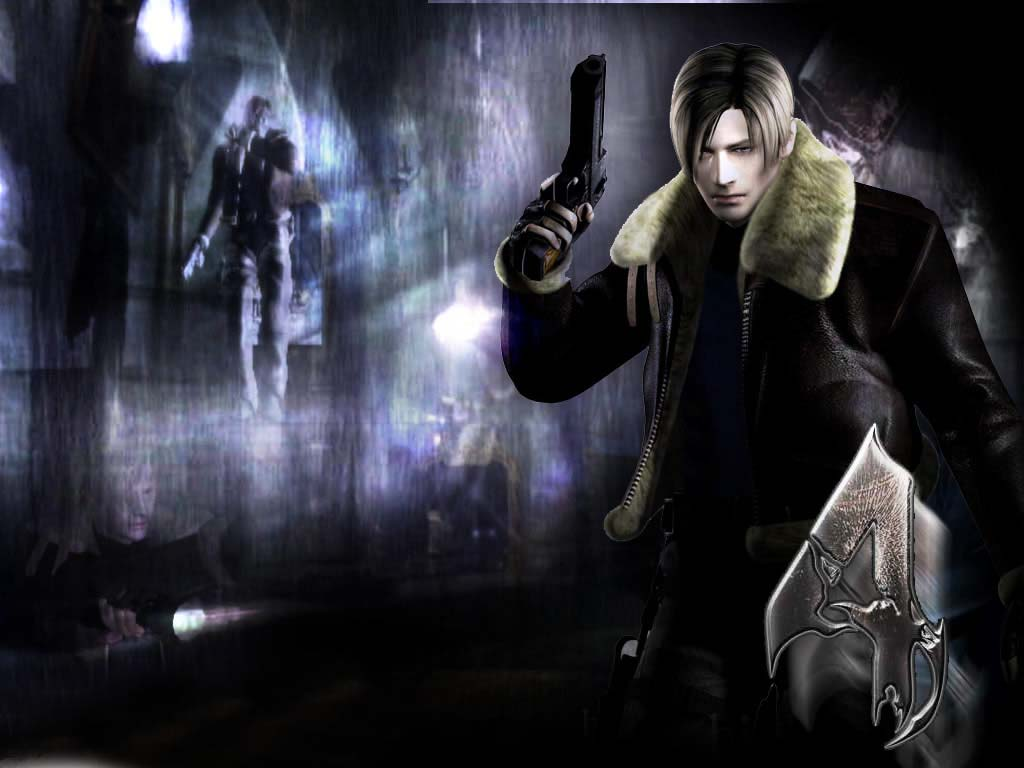 Wallpapers Hd Resident Evil 4 Wallpaper Cave