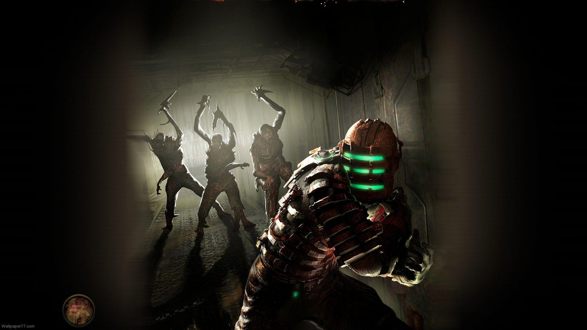 Dead Space 1 Wallpapers HD - Wallpaper Cave