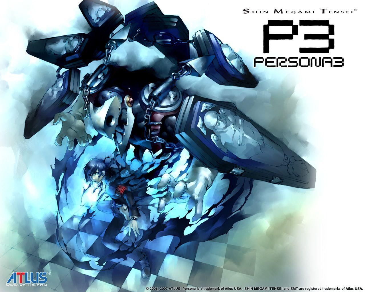 Persona 3 Thanatos Wallpapers Wallpaper Cave