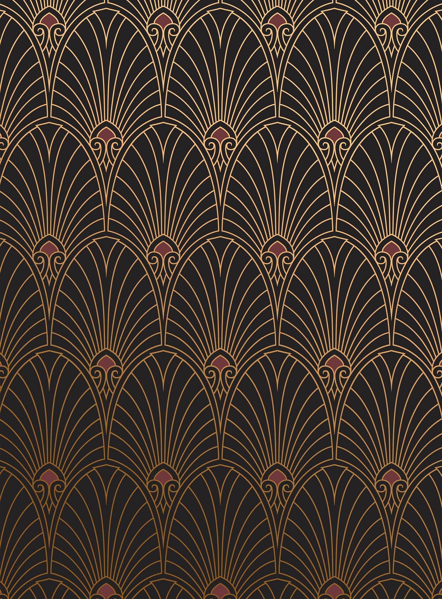 Art Deco Desktop Wallpapers Wallpaper Cave