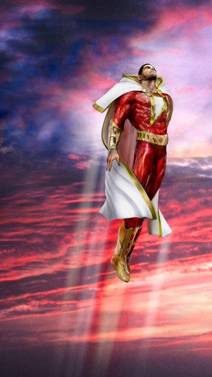 Shazam Injustice Wallpapers Wallpaper Cave