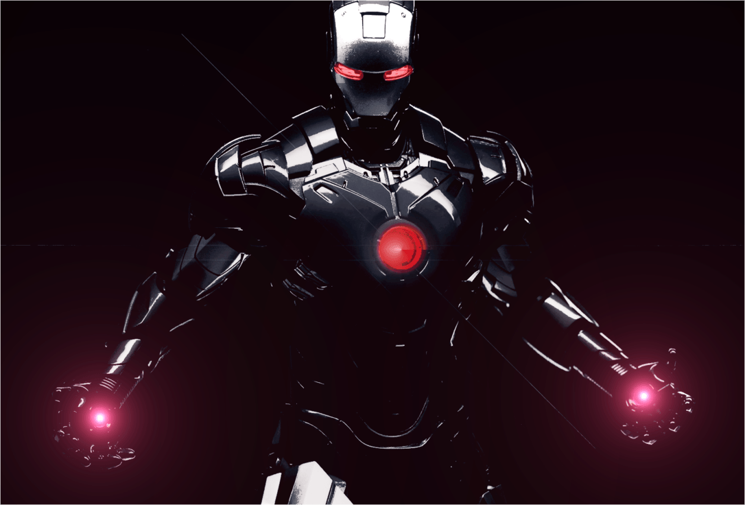 Black Iron Man Wallpapers Wallpaper Cave