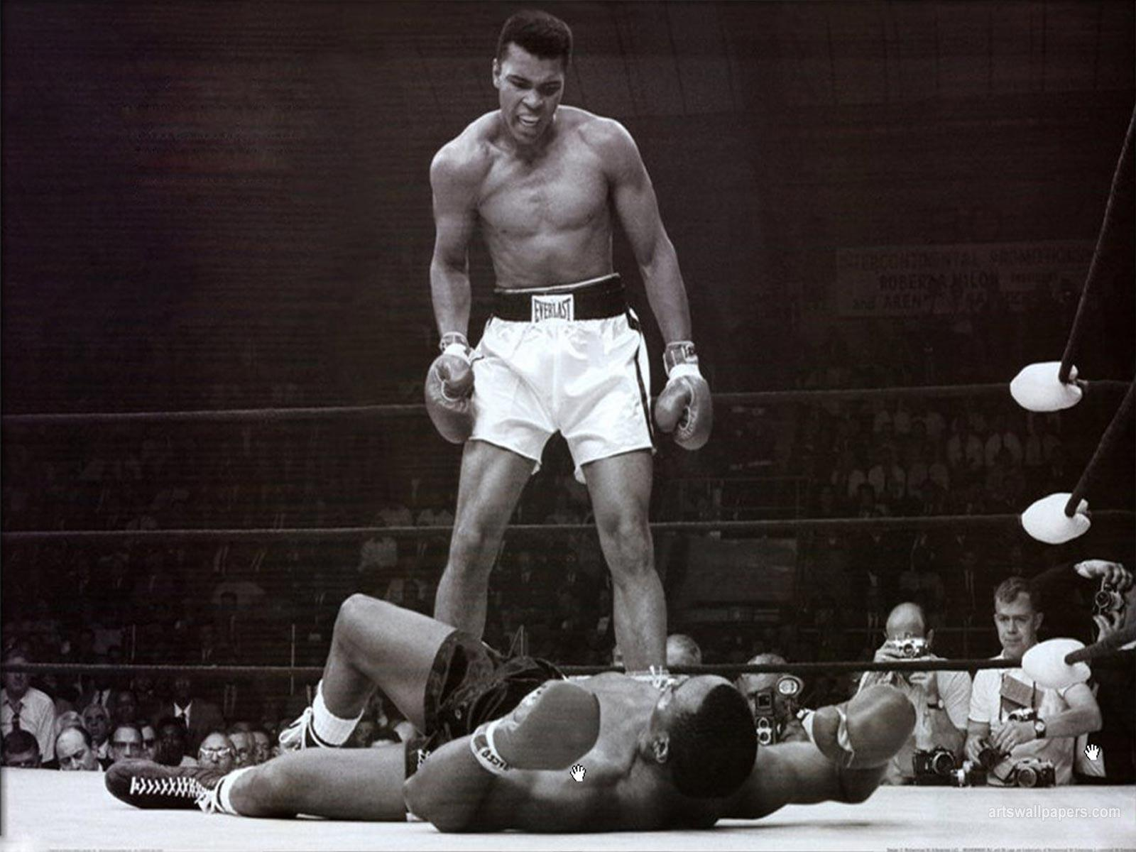 Muhammad Ali Backgrounds Wallpaper Cave