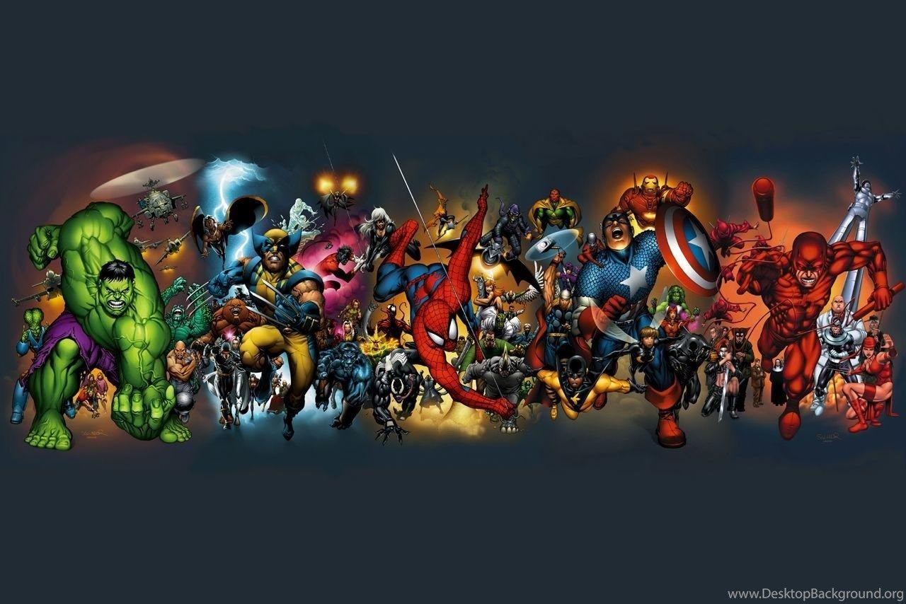Marvel Computer Wallpapers, Desktop Backgrounds Desktop Backgrounds