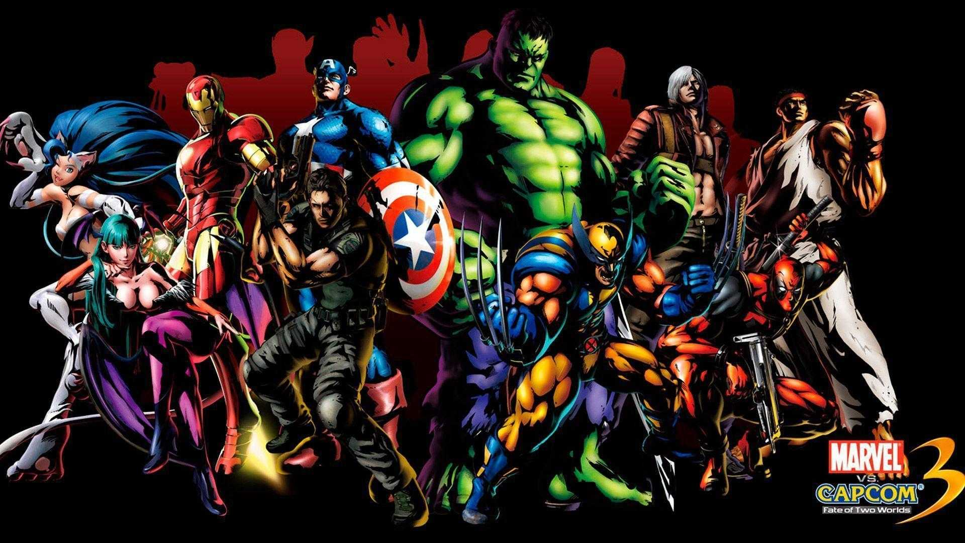 Marvel Desktop Wallpaper Backgrounds Hd Pics For Androids