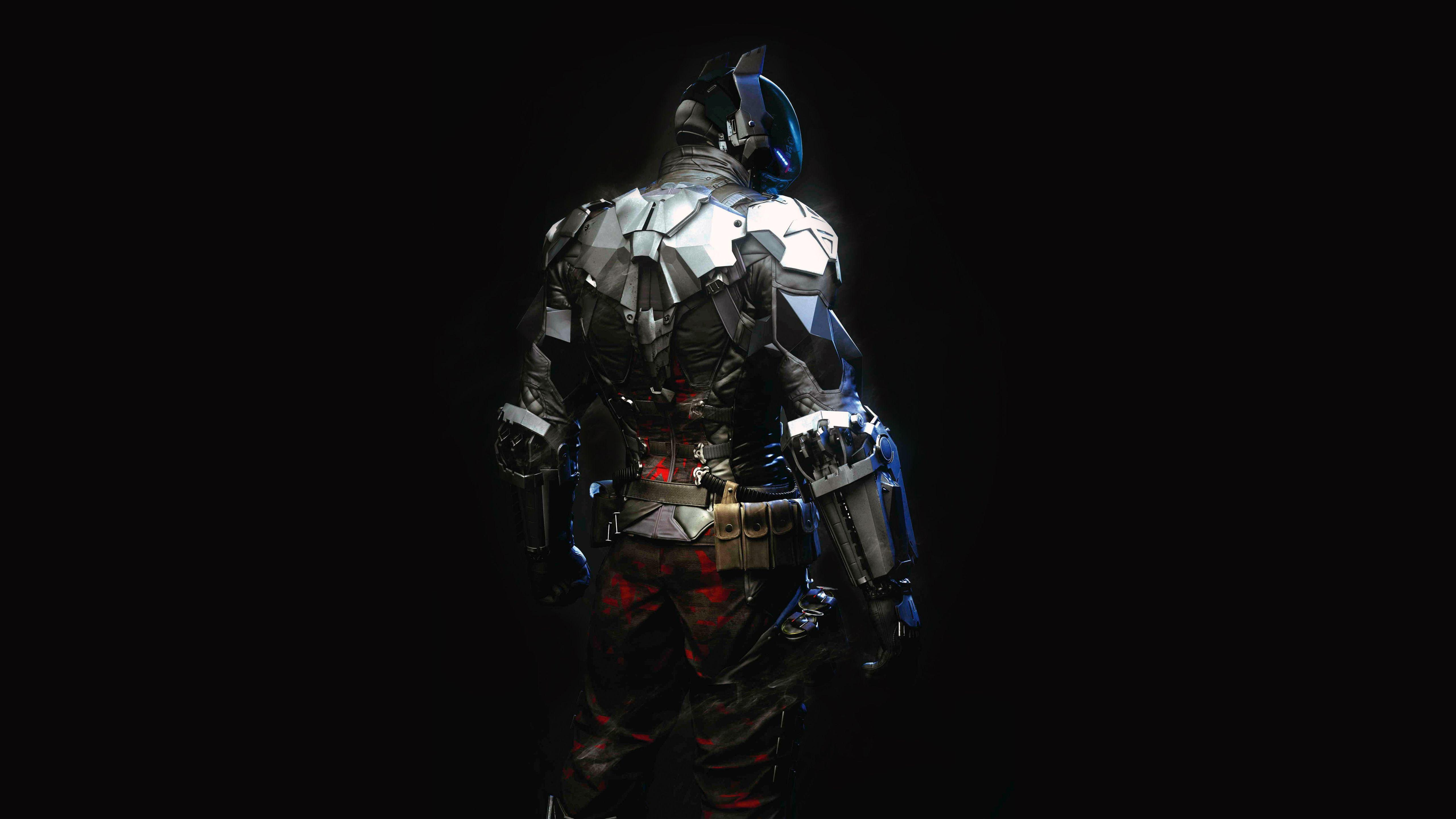 Wallpapers Arkham Knight, Supervillain, DC Comics, Games,
