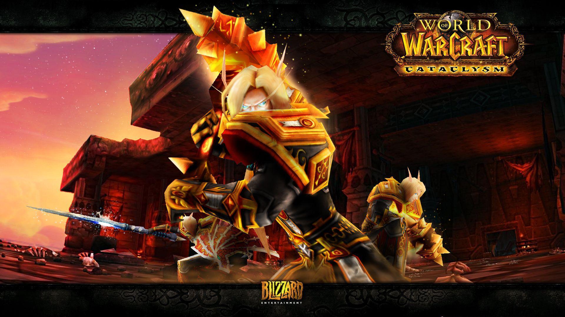 World Of Warcraft Wallpapers Hd Paladin Wallpaper Cave