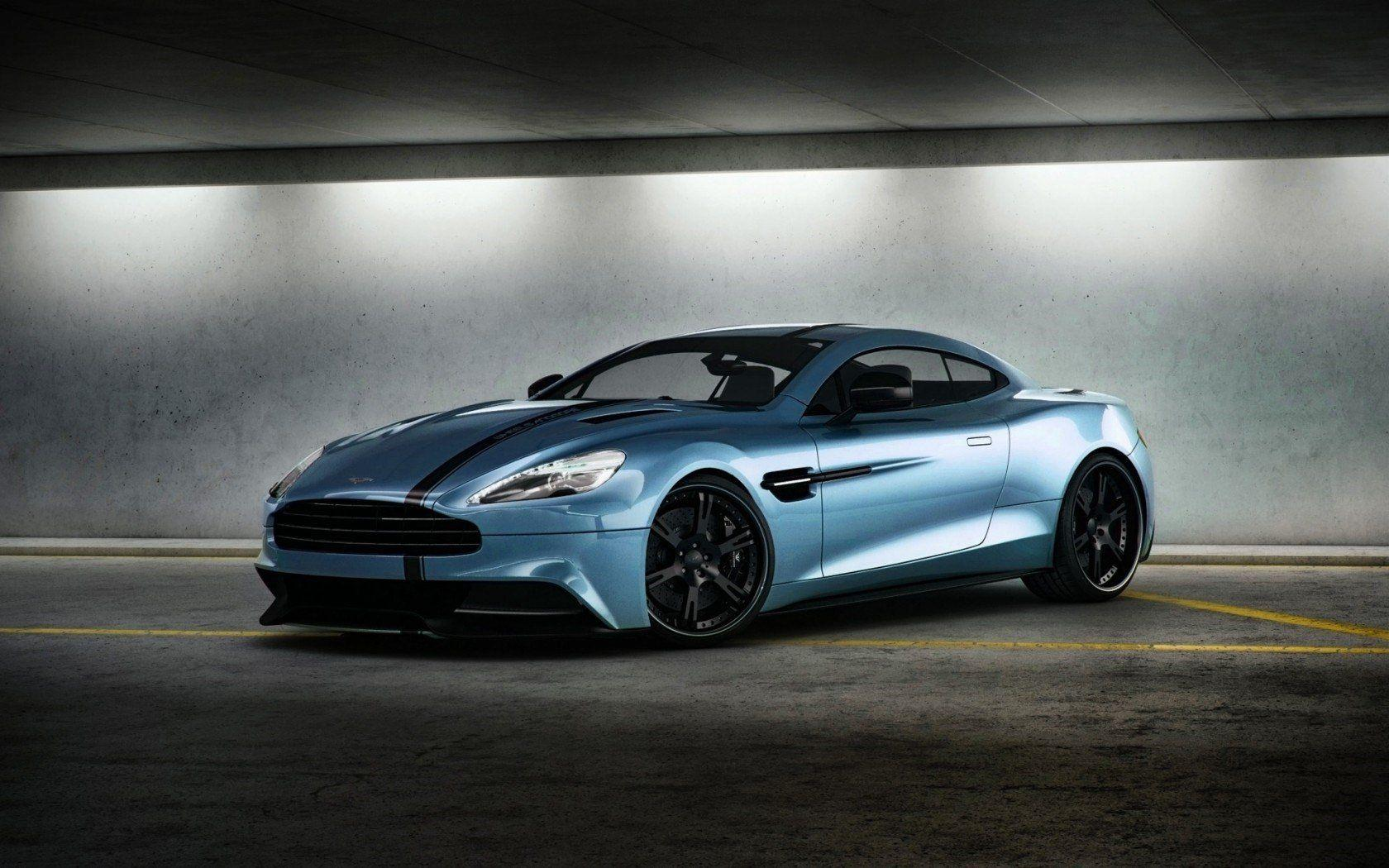 Aston Martin Vanquish Wallpaper and Background Image | 1680x1050 ...