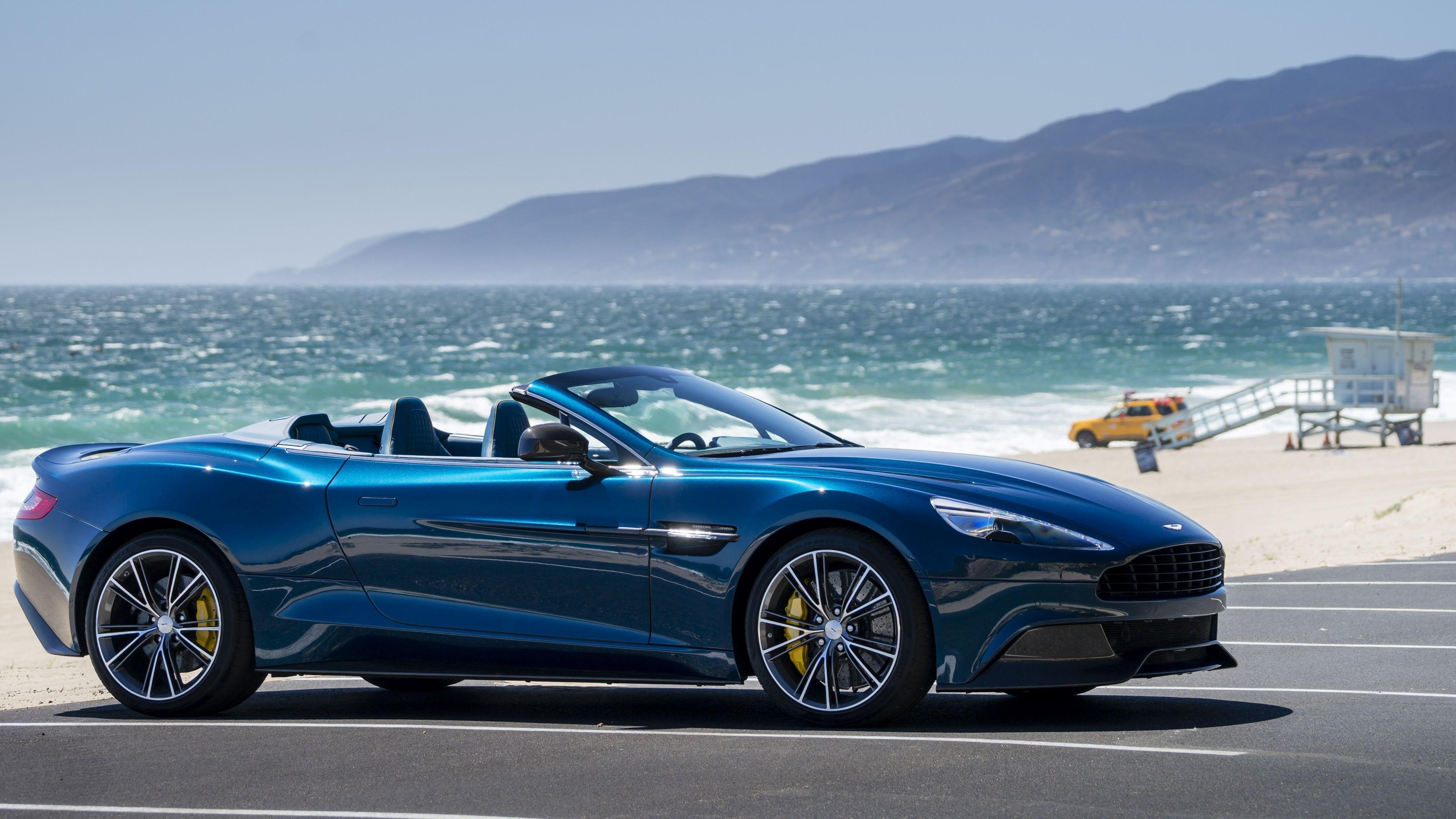 57 Aston Martin Vanquish HD Wallpapers | Background Images ...