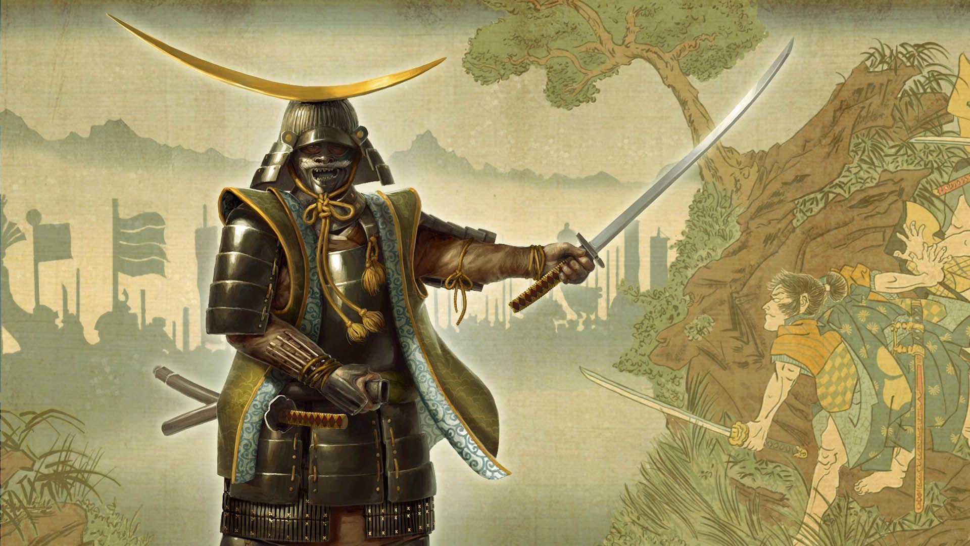 shogun wallpapers - wallpaper cave