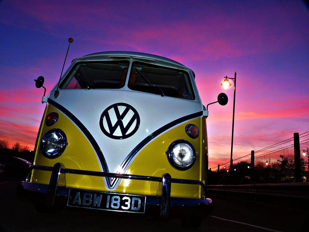 Classic Volkswagen Bus Wallpapers IPhone Wallpapers