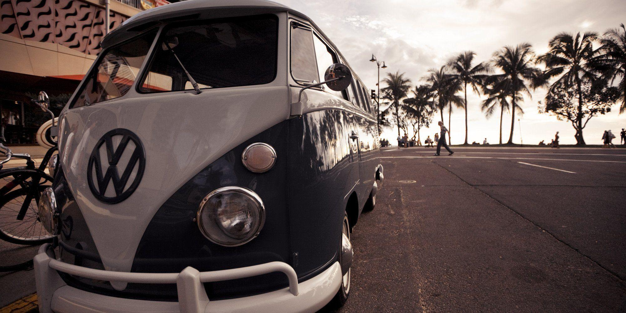 VOLKSWAGEN BUS van truck volkswagon wallpapers