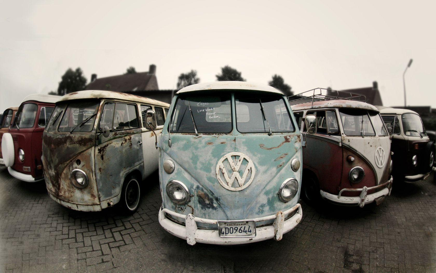 Volkswagen Bus Wallpapers For Iphone